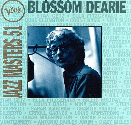 "John Marks' Vault Treasures:  Blossom Dearie, Verve ""Jazz Masters"" 51"