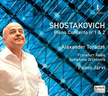 Alexander Toradze- Shostakovich Piano Concertos
