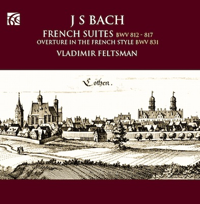 Feltsman Bach French Suites