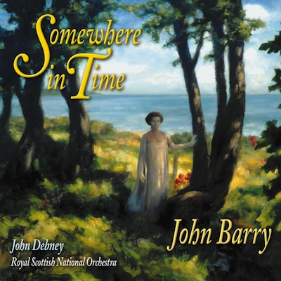 John Barry:  *Somewhere In Time* Soundtrack (1998 re-recording)
